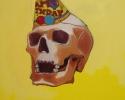 Happy Birthday Skull