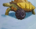 Moster Truck Turtle